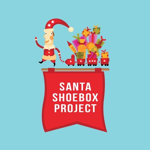 Santa Shoebox Project iOS App