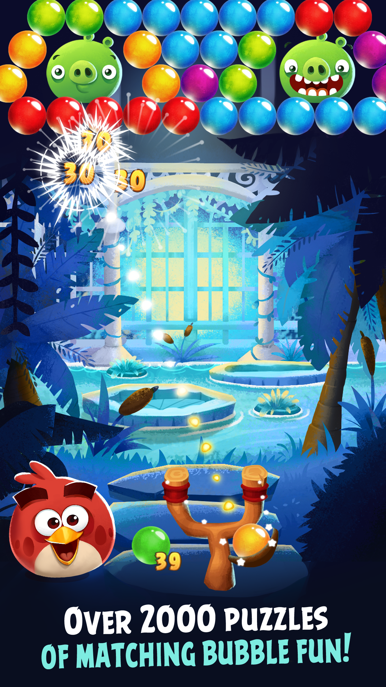 Angry Birds POP! Screenshot