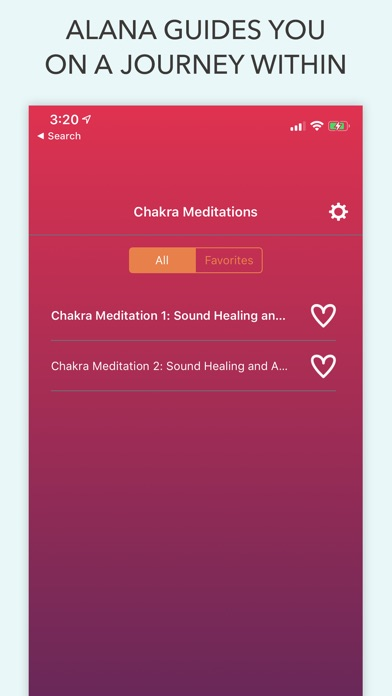 Chakra Meditations screenshot 2