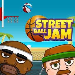 Street Ball Jam Basketball