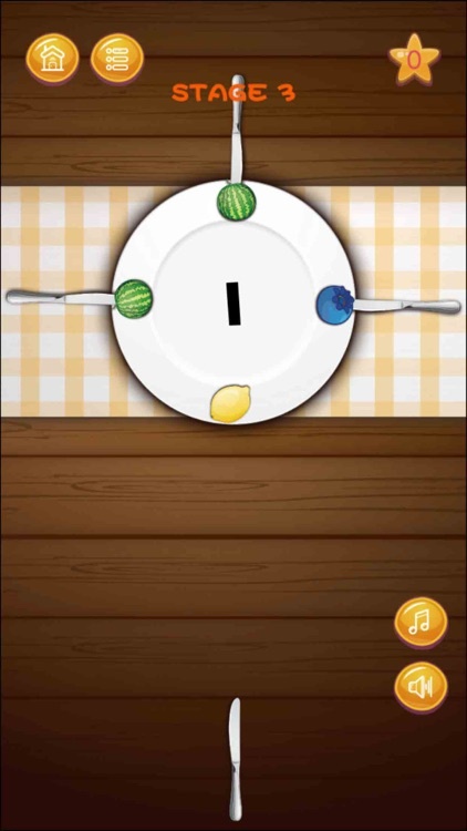 Fork Fruit Rotate Frontier