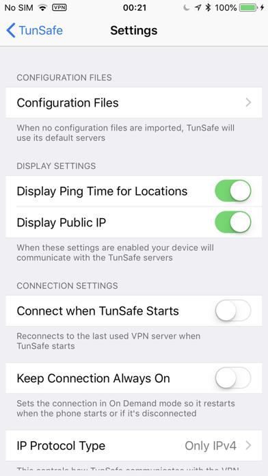 TunSafe VPN at AppGhost com