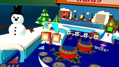 Pinball Xmas 3D screenshot 2