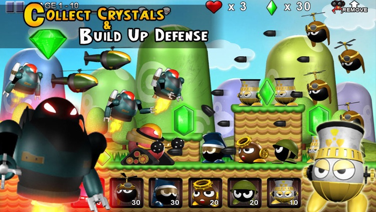 Tiny Defense screenshot-1