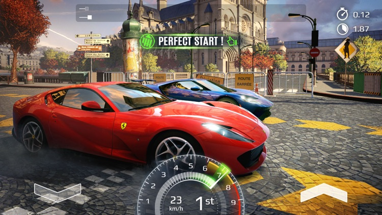 Asphalt Street Storm Racing screenshot-4