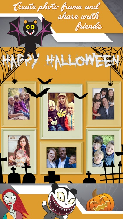 Smart Family Photo Frame screenshot-4