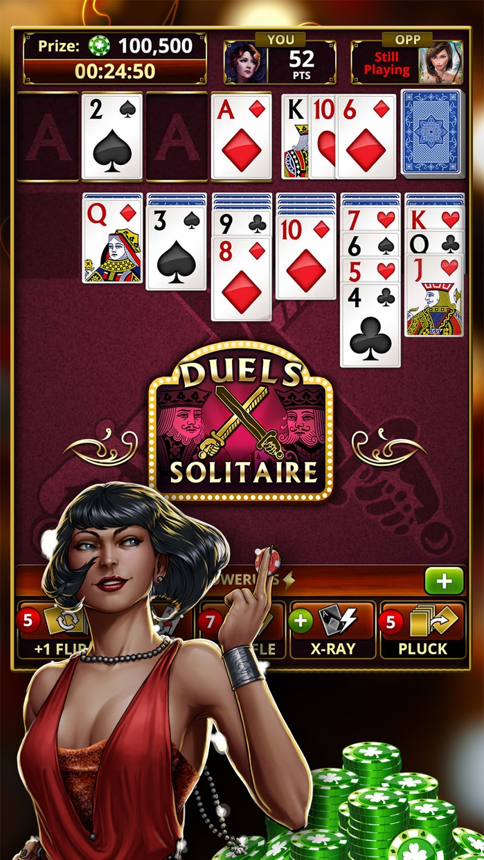 Vegas Solitaire Classic Screenshot