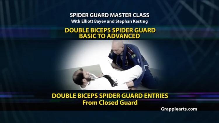BJJ Spider Guard Vol 2 screenshot-0