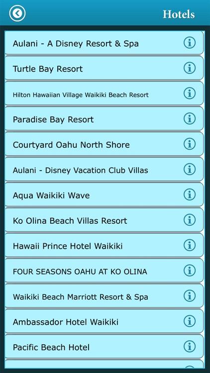 Oahu Island Guide screenshot-3