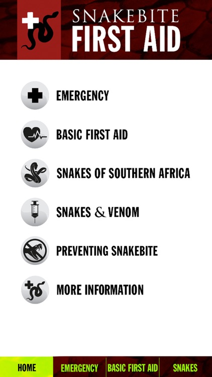 Snakebite First Aid in Africa