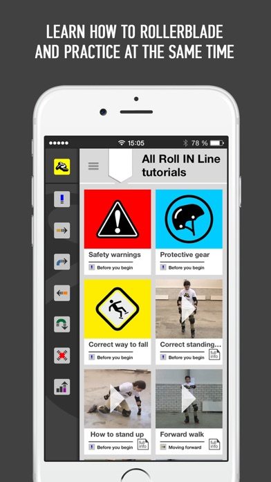 Roll IN Line Instructorのおすすめ画像1