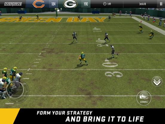 Madden NFL Overdrive Football Screenshots