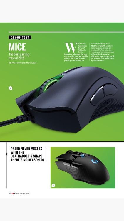 PC Gamer (UK): the world's No.1 PC gaming magazine screenshot-8