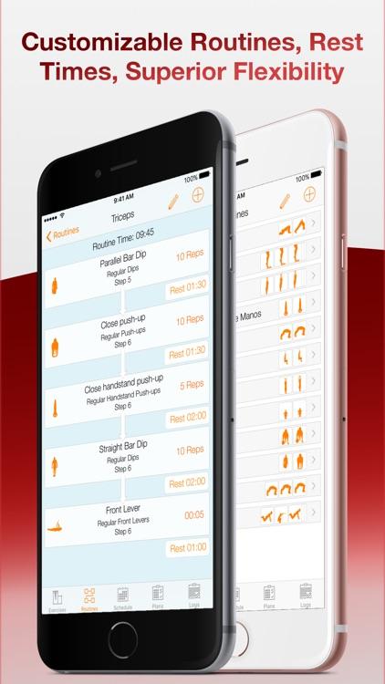 Calisthenics Mastery Pro, Bodyweight Workout screenshot-3