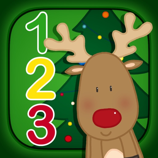 123 Christmas Games iOS App