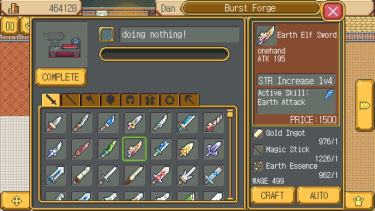 Weapon Shop Fantasy screenshot-3