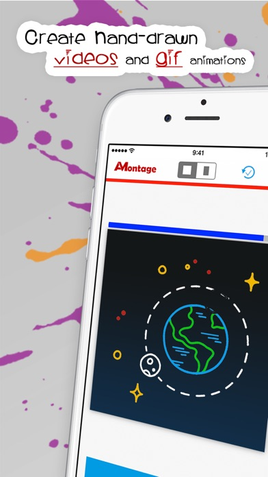 AMontage | Lazy GIF Maker screenshot one