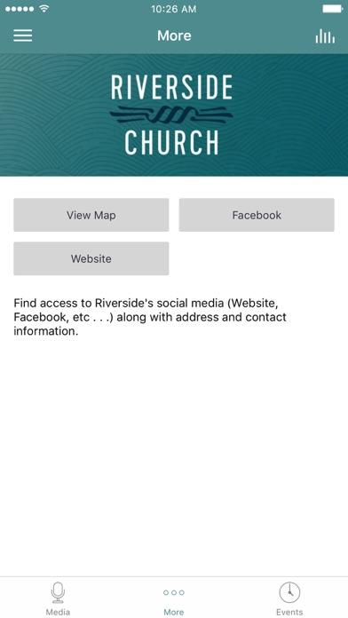 Riverside Church - STL screenshot 2