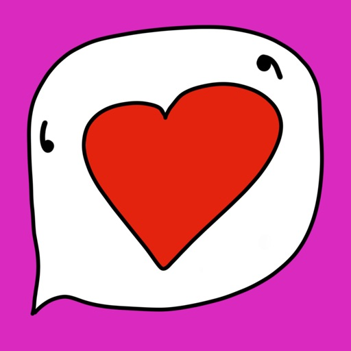 Heart Emoji - Cute Heart Stickers