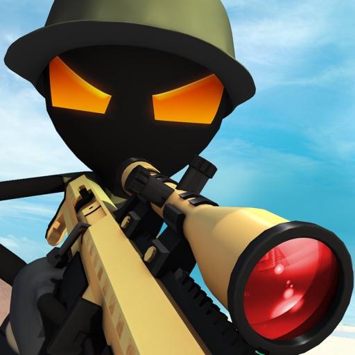 Stickman Battle Online Shooter
