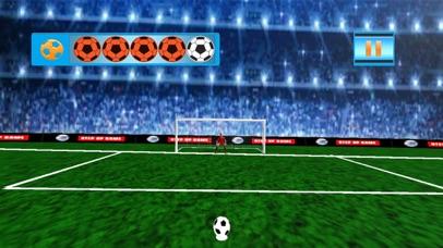 Goal Keeper Football Penalty screenshot 1