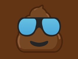 Poo Poo Emoji is a collection of emoticons (emoji) for iMessege