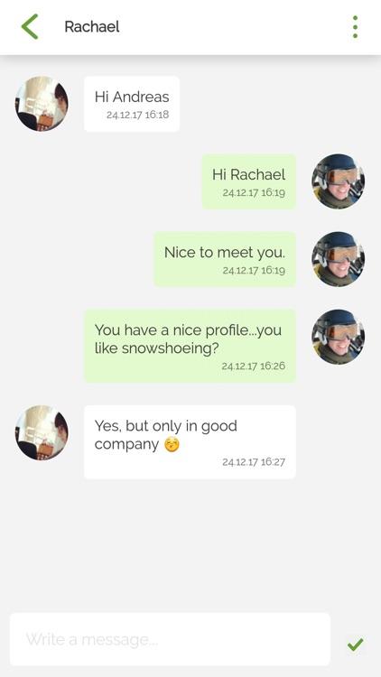 Christian Dating – Flourish S screenshot-3