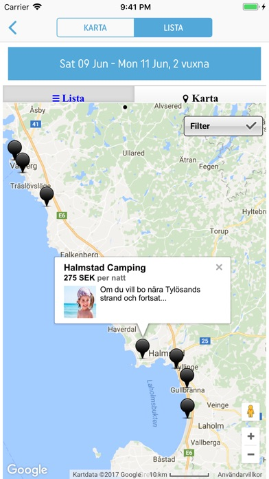 download Camping.se, Camping & Stugor apps 2