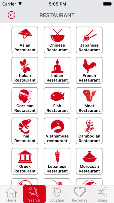 Best restaurants ParisScreenshot of 2