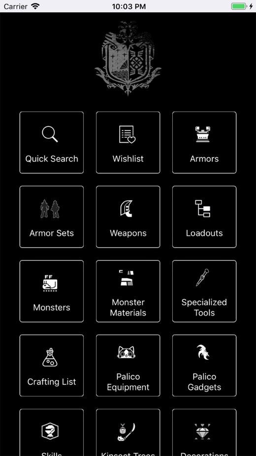 MHW Guide Wiki Companion】版本记录- iOS App版本更新记录|版本号|更新