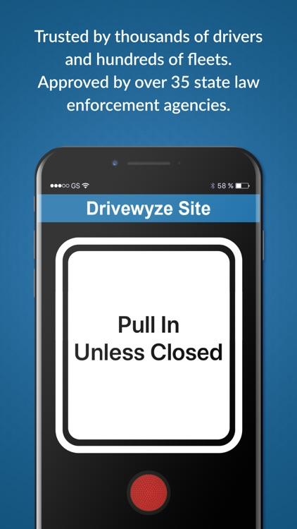 Drivewyze screenshot-3