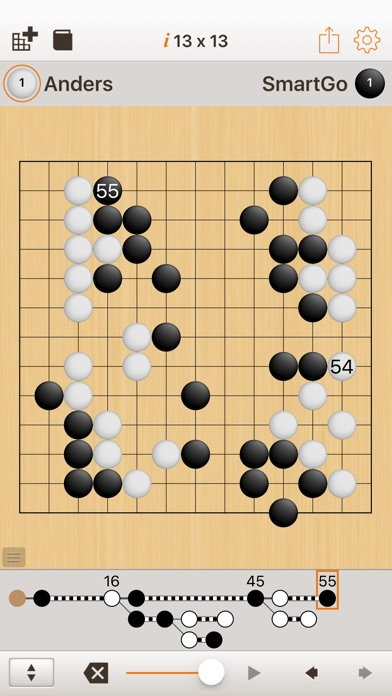 SmartGo PlayerScreenshot von 4