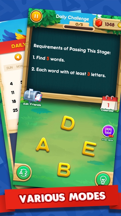 Word Zoo - Word Crossy screenshot-3
