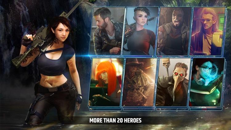 Cover Fire: shooting games screenshot-4
