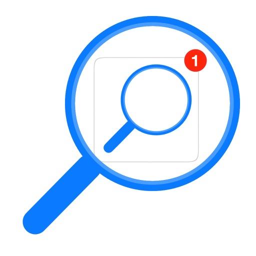 BayWatch - Auction Alerts & Deal Finder for eBay app logo