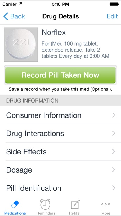 Pill Reminder - Drugs.com