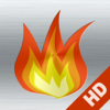 Fireplace Live HD: Relaxing backgrounds Pro
