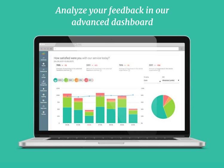 Feedbackly Customer Survey screenshot-4