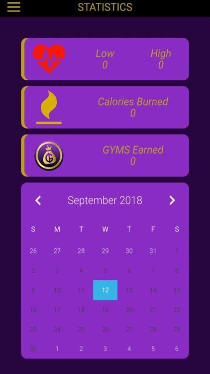 Gym Rewards
