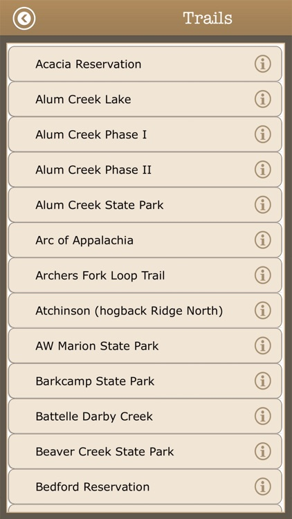 Great - Ohio Camps & Trails screenshot-3