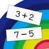 計算カード - たし算と引き算