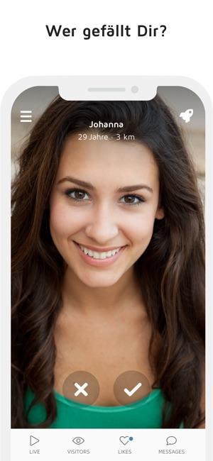 JAUMO Flirt Chat & Dating Screenshot
