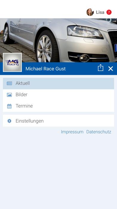 Michael Race Gust screenshot 2