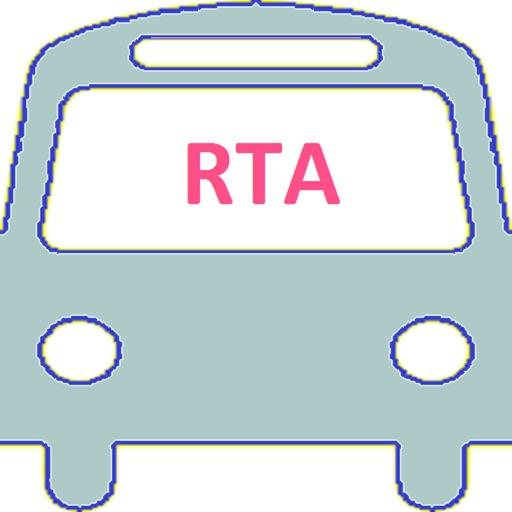 Cleveland RTA Bus Tracker by Naiara Albaina
