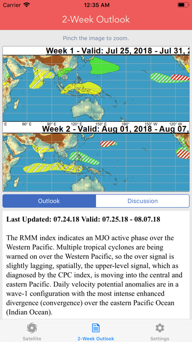 Typhoon Tracker (台風 태풍 台风) screenshot 3