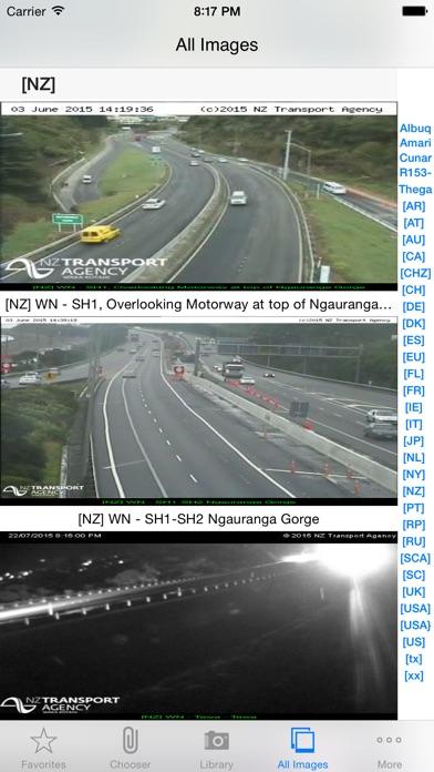 Trafficcamnz review screenshots