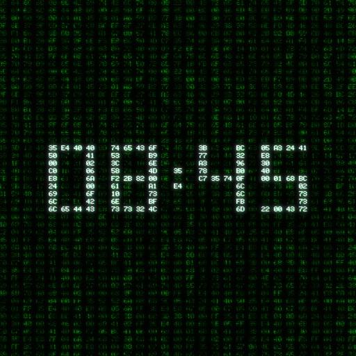 Baixar Hacker Clock - Green Matrix para iOS