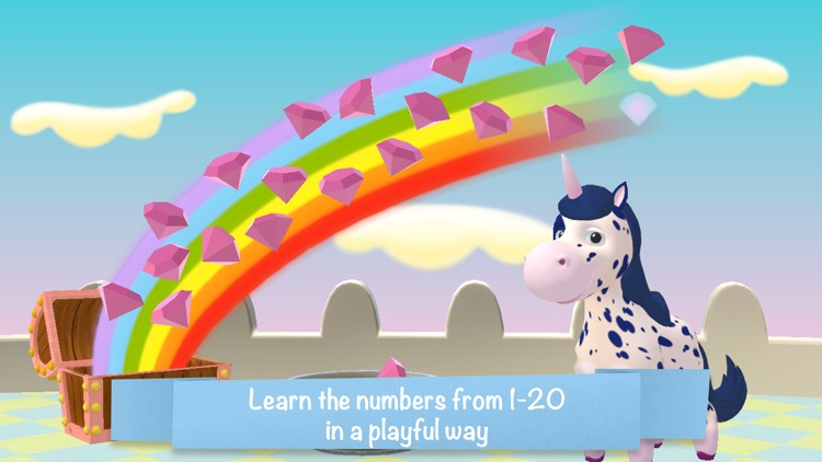 Unicorn Glitterluck by HABA screenshot-2