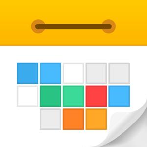 Calendars 5 by Readdle app