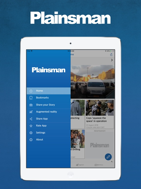 Image of Plainsman for iPad